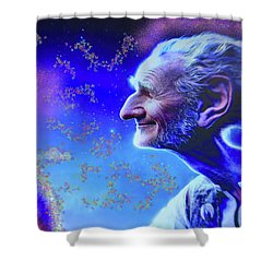 A Wish  Shower Curtain