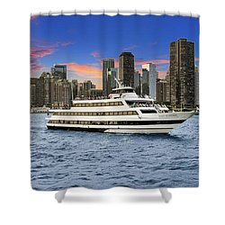 A006_c021_09086m Shower Curtain