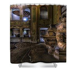 Abandoned Chapel Of An Important Liguria Family II - Cappella Abbandonata Di Famiglia Ligure 2 Shower Curtain