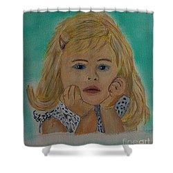 Abbey Shower Curtain by Rod Jellison