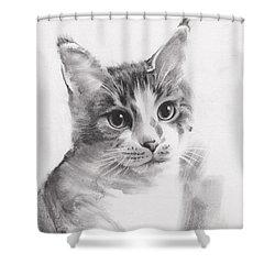 Abbie Shower Curtain