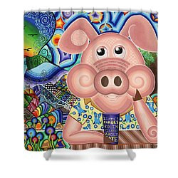 Abner Shower Curtain
