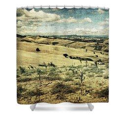 Abruzzo Shower Curtain