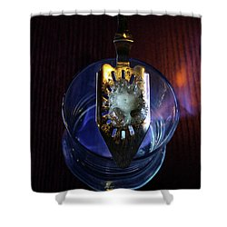 Absinthe In Viet Nam Shower Curtain