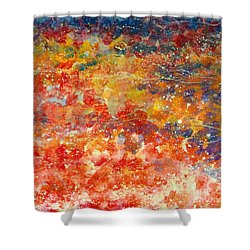 Abstract 2. Shower Curtain