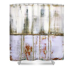 Art Print Abstract 79 Shower Curtain