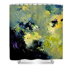 Abstract 8821603 Shower Curtain by Pol Ledent