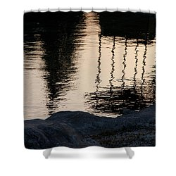 Abstract Color 2 Shower Curtain