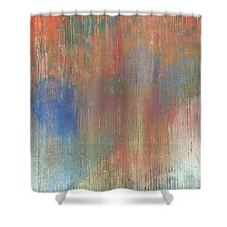 Abstract Confetti 4 Shower Curtain