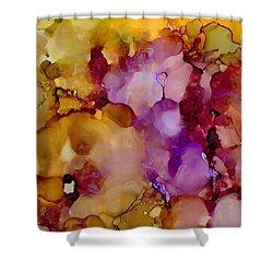 Abstract Floral #22 Shower Curtain