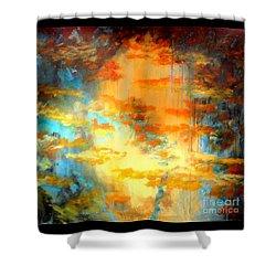 Heaven Seven Shower Curtain