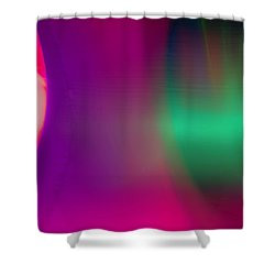 Abstract No. 12 Shower Curtain