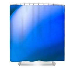Abstract No. 7 Shower Curtain