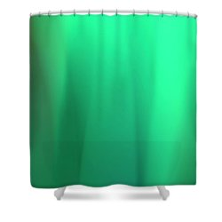 Abstract No. 8 Shower Curtain