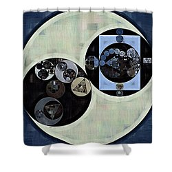 Abstract Painting - Madison Shower Curtain