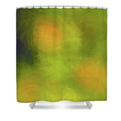 Abstract Untitled Shower Curtain