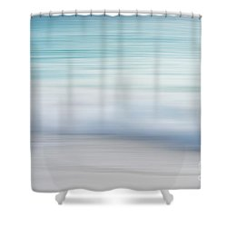 Shower Curtain featuring the photograph Abstract Wave Photograph by Ivy Ho