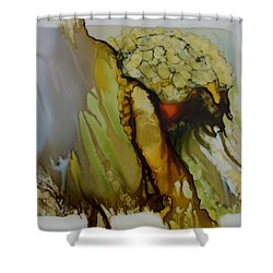 Abstract X Shower Curtain