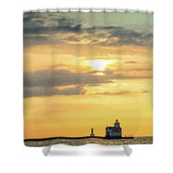 Shower Curtain featuring the photograph Abundance Of Atmosphere by Bill Pevlor