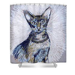 Aby Shower Curtain