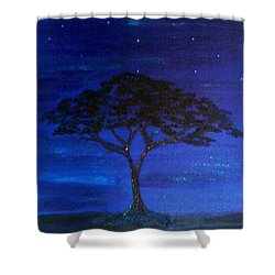 Acacia Shower Curtain