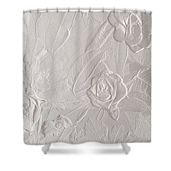 Accents Of Love Shower Curtain