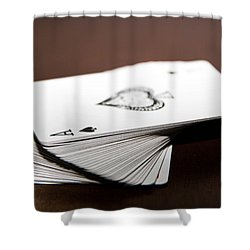 ACE Shower Curtain