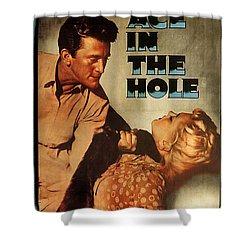 Ace In The Hole Film Noir Shower Curtain