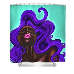 Acquainted Shower Curtain