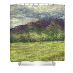Across The Acres Shower Curtain