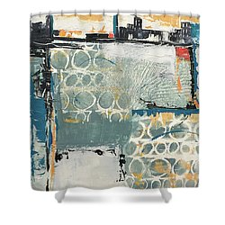 Activity Shower Curtain