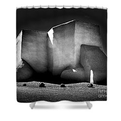 Adams Classic  Shower Curtain