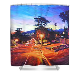 Twilight Passion Shower Curtain