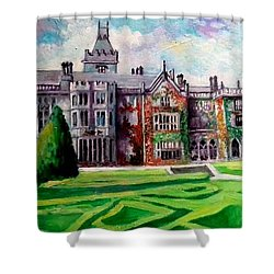 Adare Manor Co Limerck Ireland Shower Curtain