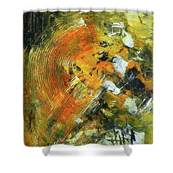Addicted To Chaos Shower Curtain by Everette McMahan jr