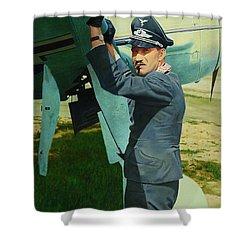 Adolf Shower Curtain
