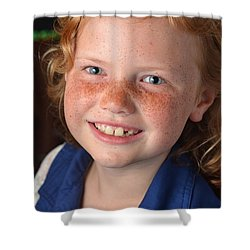 Adrianna Briggs Shower Curtain