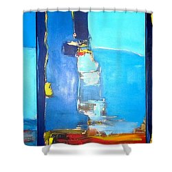 Adriatic  Shower Curtain