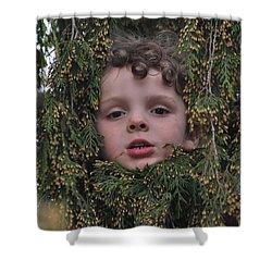 Adventures In Wonderland Shower Curtain