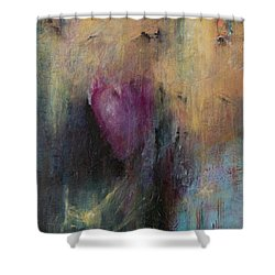Affairs Of The Heart Shower Curtain