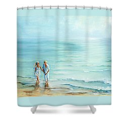 Affection Shower Curtain