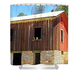 Fixer Upper Kern County Shower Curtain