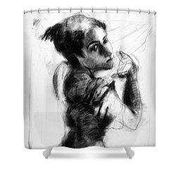 Afreatta Shower Curtain