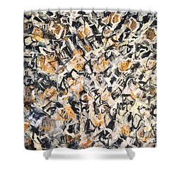 Africa Iv Shower Curtain
