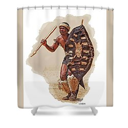 African Tribal Traditions 1 Shower Curtain