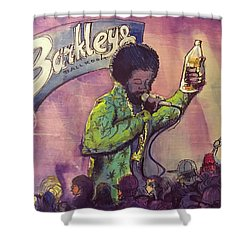 Afroman At Barkleys Shower Curtain