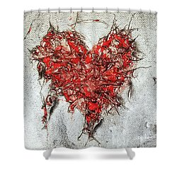 After Love Shower Curtain