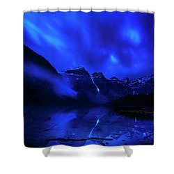 After Midnight Shower Curtain by John Poon