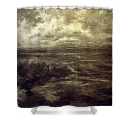 After Rain Shower Curtain