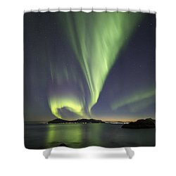 After Sunset IIi Shower Curtain
